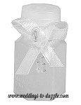 Unique Ideas for Wedding Ceremony Bubble Holder