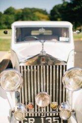 Wedding Transportation Ideas for a Rolls Royce