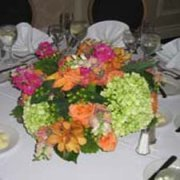 Stunning Centerpieces with flowers