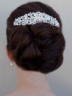Rhinestone Bridal Hair Accessories