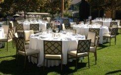 Inexpensive ideas for a backyard celebration