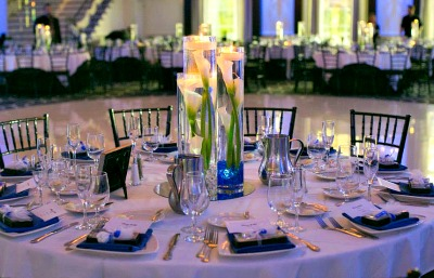 Wedding Centerpiece Ideas Calla Lilies