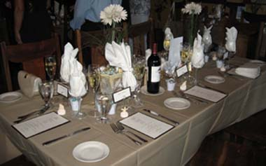 Simple Wedding Reception Ideas