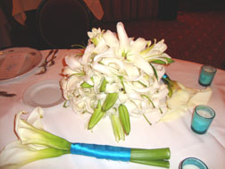 Fabulous looking Calla Lily Wedding Bouquets