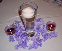 Creative Candle Centerpiece Ideas with floating candles