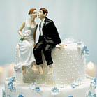 Cheap Wedding Accessories Cake Topper