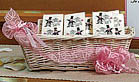 Cheap Wedding Accessories Basket with Playing Cards