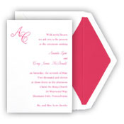 Creative wording for wedding invitations for less formal invitations