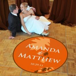 Halloween wedding ideas for Halloween dance floor ideas