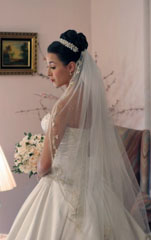 Elegant summer wedding dresses