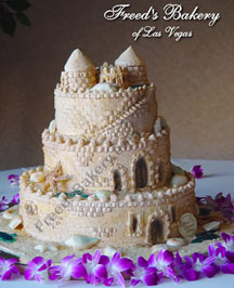 sandcastle design with orchards