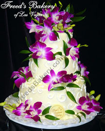 Wedding cake designs for a tropical themed wedding