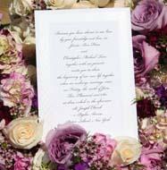 Wedding invitations etiquette