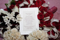 Etiquette for beauitful wedding invitations