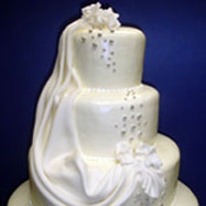 Wedding Planning Checklist White 3 Tier Cake