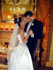 Wedding Reception Music Ideas Bridal Couple Dancing