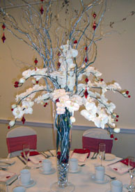 Valentine's Day Decoratios for Wedding Reception Centerpieces