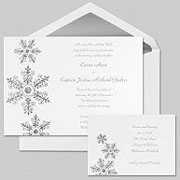 Winter Wedding Themes