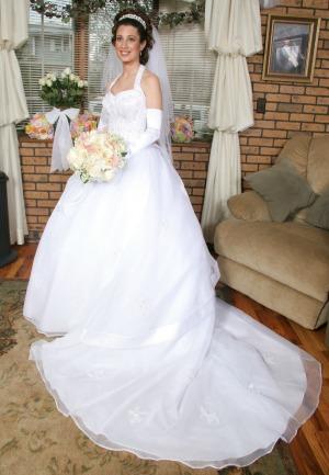 Beautiful Alternative Wedding Dresses