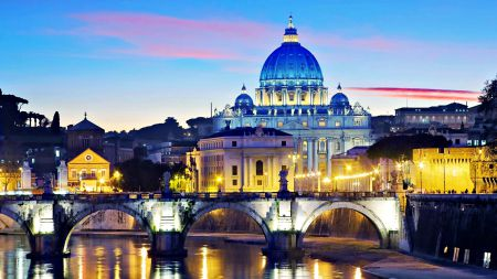 Best Destination Weddings St. Peter's Basilica
