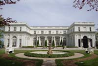 Honeymoon Ideas in Newport Rhode Island Rosecliff Mansion