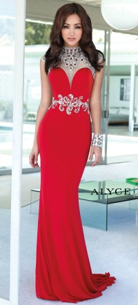 Red Christmas Wedding Dresses
