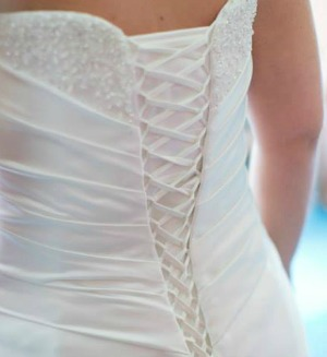 Corset Wedding Dresses Picture
