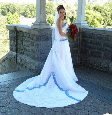Design Your Own Wedding Dress Picture