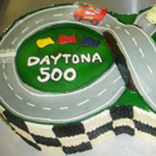 Nascar Wedding Cake Ideas and Designs for groom