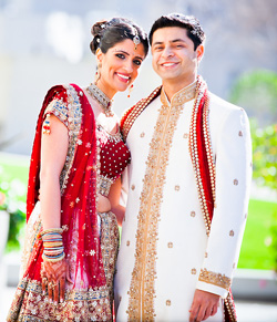 74d5f13abb Indian Wedding Dresses Bride and Groom Attire