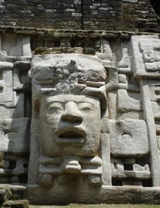 Aztec Pyramid - Mexico