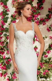 Unique wedding dresses elegant and sexy