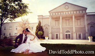 Beautiful Wedding Reception Hall Photo
