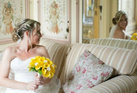 Updo Wedding Hairstyles That Will Have Your Hubby Smiling