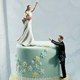 Bridal Checklist  cake topper