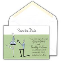 Free wedding checklist including save the date