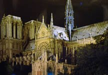 Notre Dame - Paris is for Lovers