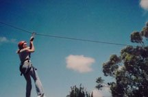 Honeymoon events - Zip lining