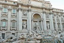 Trevi Fountain, Rome - Great Honeymoon Place