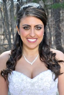 Wedding day hairstyles long and curly