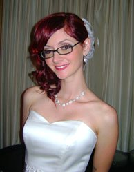 Hairstyles and Makeup for Wedding Day