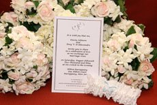 Wedding etiquette for invitations