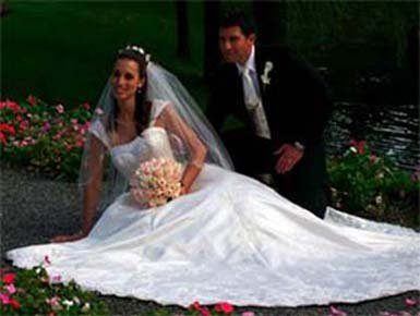 Elegant wedding photo ideas
