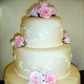 Wedding cake reception decoration ideas