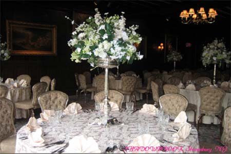 Tall Wedding Table Centerpiece Ideas