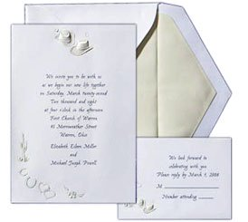 Western Theme Wedding Invitations