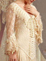 Western Wedding Dress
