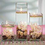 Wholesale Wedding Supplies Floral Candles