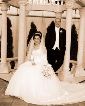 Posed wedding photo ideas