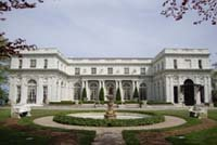 Honeymoon Ideas in Newport Rhode Island Rosecliff Mansion